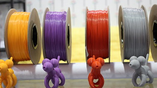 3D Printing Materials   by pestoverde