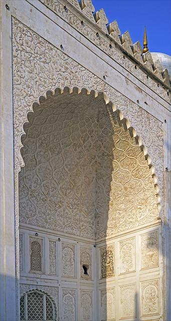 Le Taj Mahal d'Aurangabad (Inde)