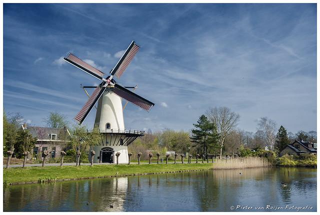 Windmill de Zandweg, Rotterdam
