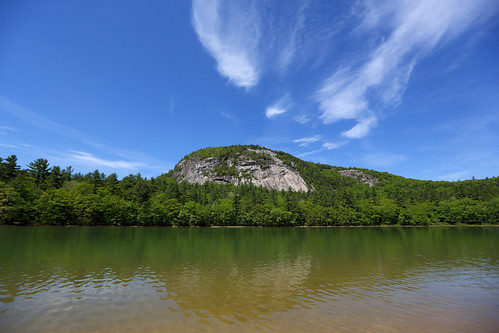statepark new blue england sky lake nature clouds forest canon eos pretty day conway newhampshire nh 5d bartlett cathedralledge echolake intervale northconway markiii 366 day147366 366the2016edition 3662016 26may16