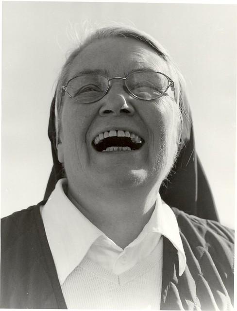 Schwester Ruth | Mamiya C33 6x6 Kodac Porta 400