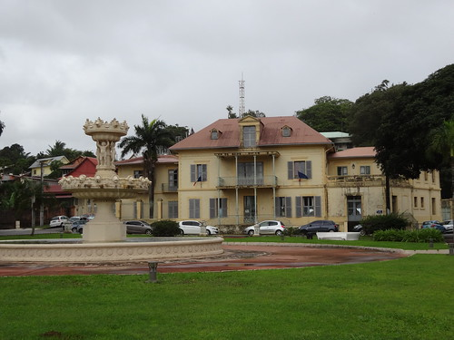 Government Building Cayenne French Guiana | by amanderson2