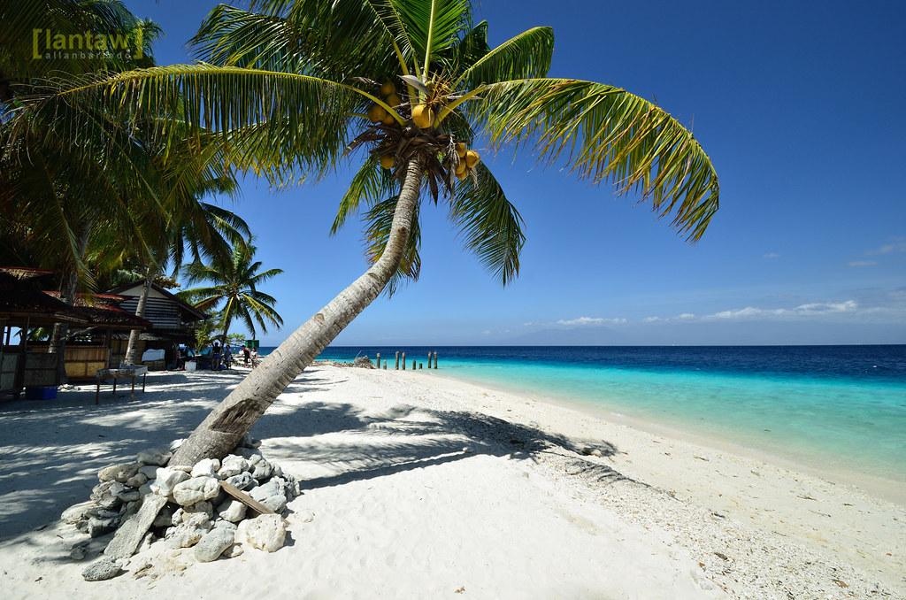Dayang beach front | Dayang Beach Talikud Island Samal, Dava ...