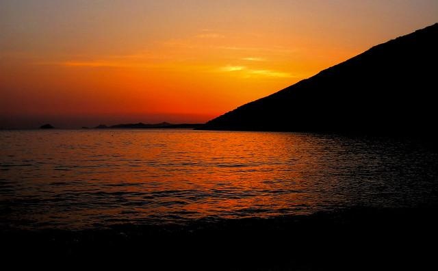 Kea Sunset