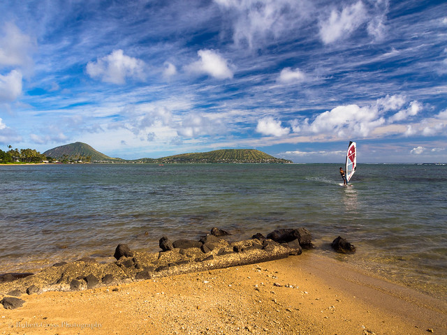 South Oah'u Wild Sky Windsurfing