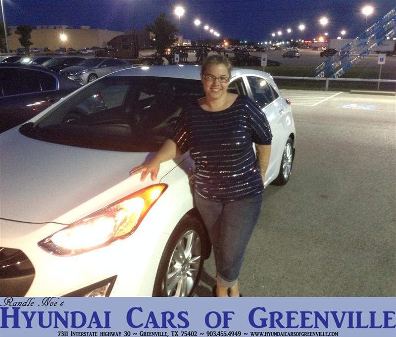 Hyundai Greenville Sc: #HappyBirthday To Amy Grimes From Patrick Cook At Hyundai