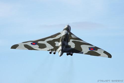 Vulcan XH558 Little Gransden 2012 (3) | by stu norris