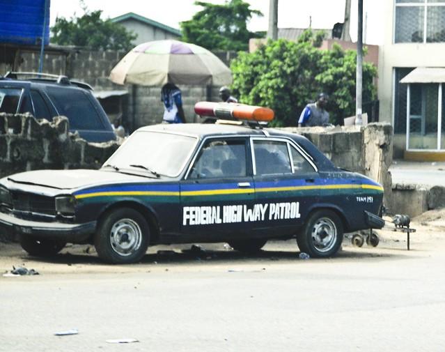 Lagos Highway Patrol