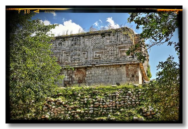Uxmal MEX - Governor's Palace 02