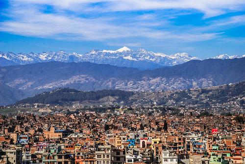 nepal nature civilization bhaktapur langtangrange