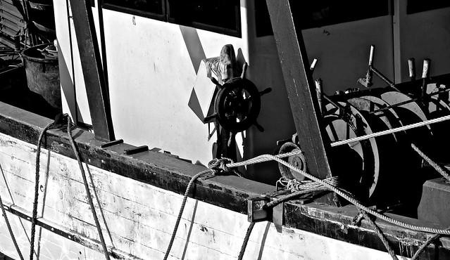 vita marinara - porto di Civitanova Marche