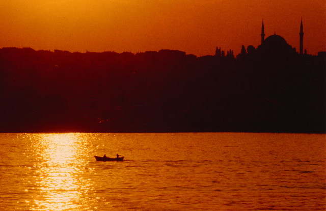 Istanbul / Août 1987