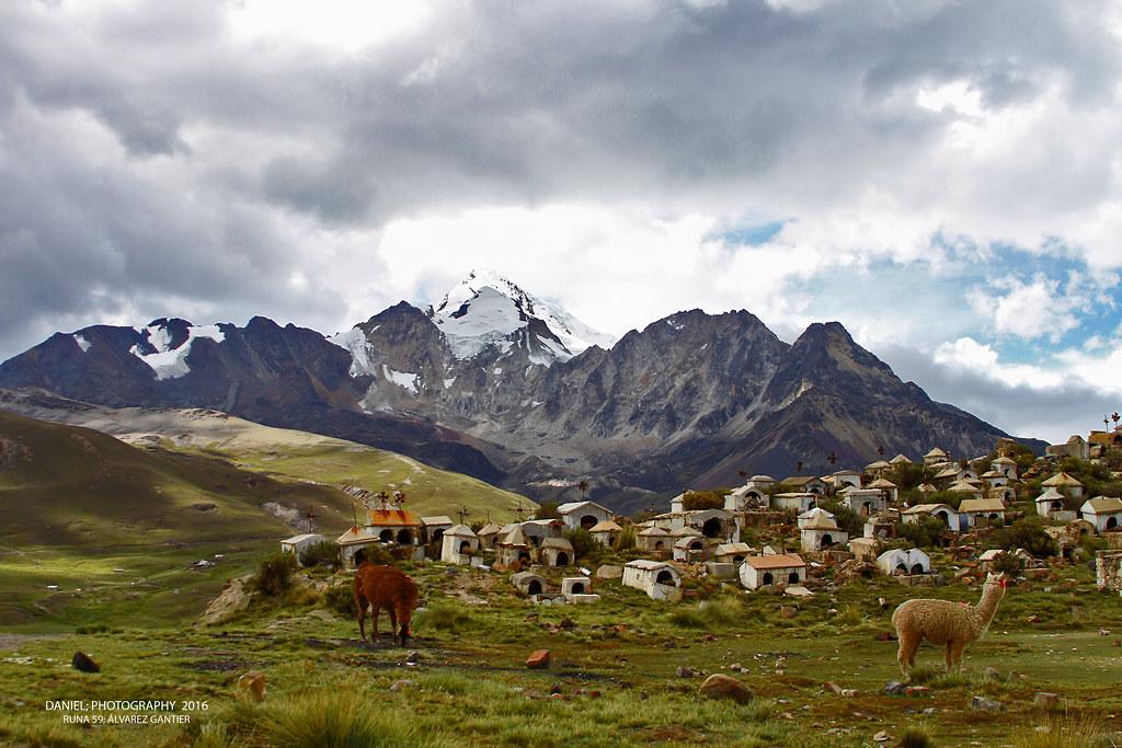 Estampa de los Andes