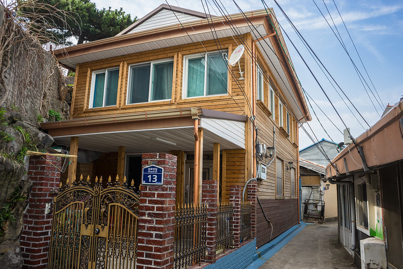 Former Matsuokasang House, Gampo, South Korea
