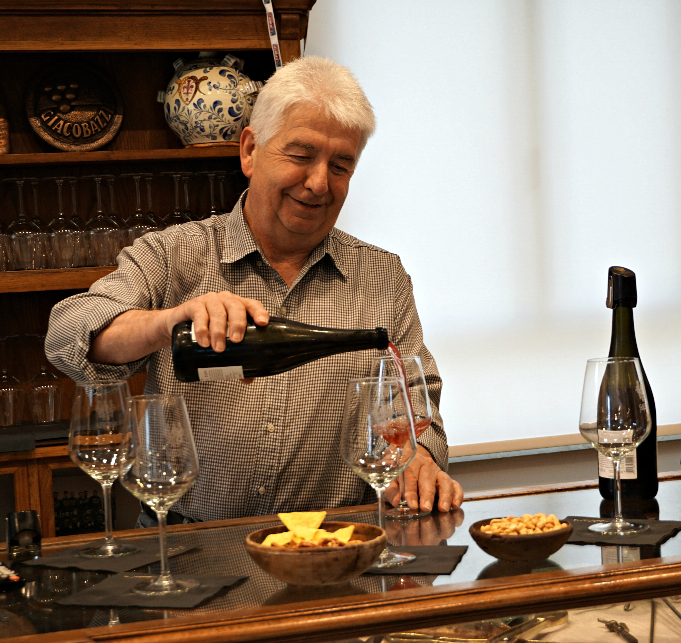 Wine Tasting in Modena Italy
