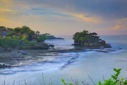 bali sunrise indonesia tanahlot indonésie templedelamer du11juinau25juin2016