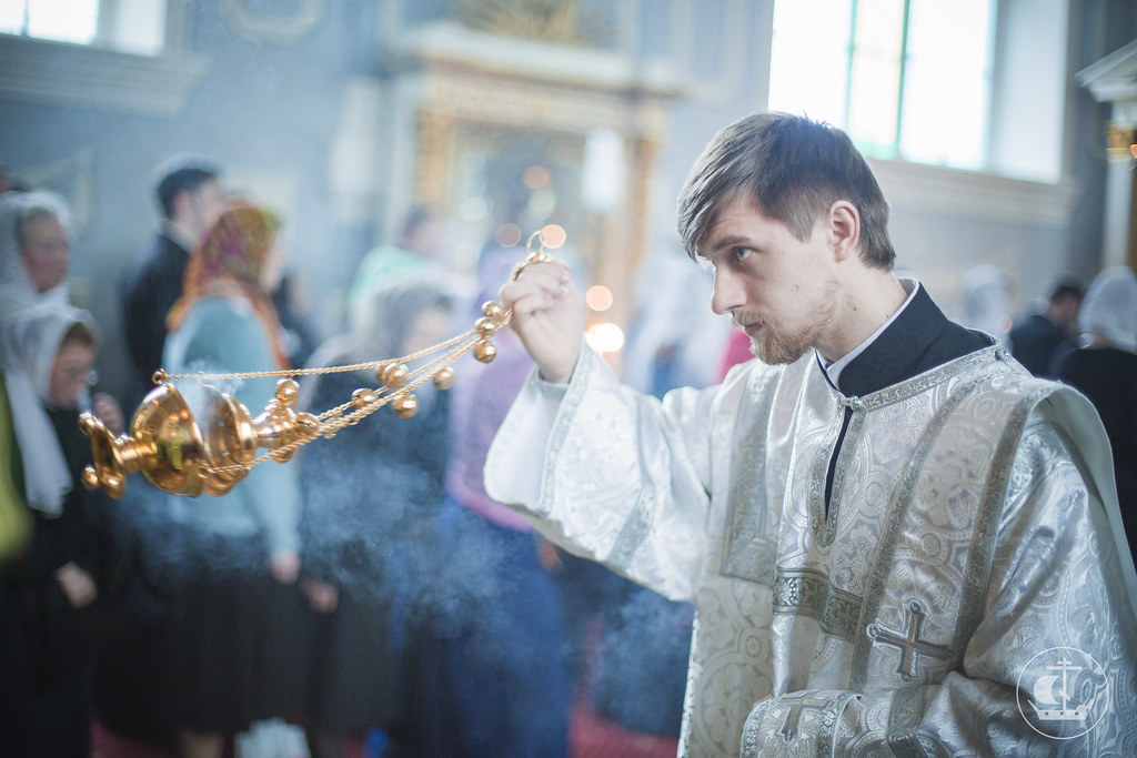 4 апреля 2015, Всенощное бдение накануне Вербного воскресенья / 4 April 2015, Vigil on the eve of the Palm Sunday