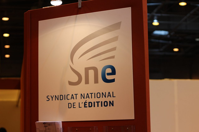 SNE (Syndicat national de l'édition) - Salon du Livre de Paris 2015