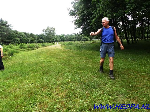 2016-06-23 2e dag Laren Wandel 4 daagse Het Gooi 30 Km (90)