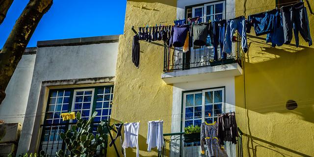 Tres días en Portugal (XLIV). Lisboa al viento