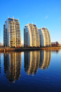 NV Buildings, Salford Quays   by -M a r t i n-