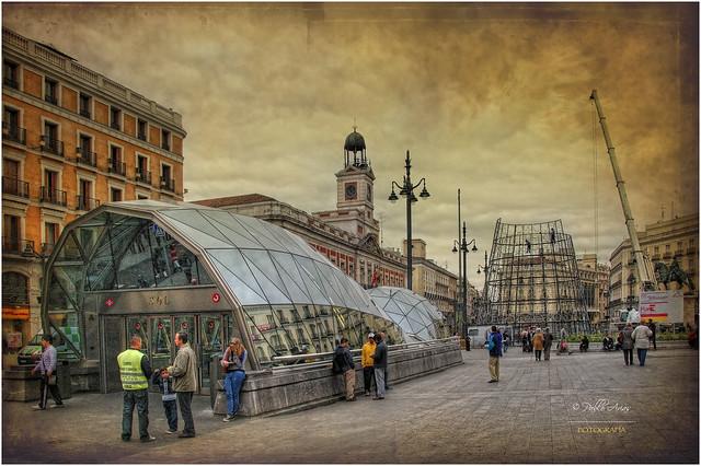 (051/15) Puerta del Sol (Madrid)