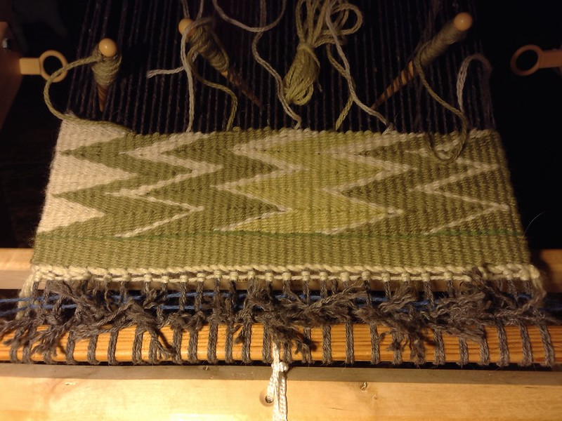 Night Weaving