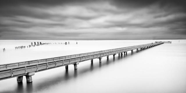 Take a Long Walk on a Long Pier