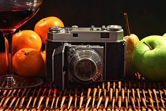 Canon EOS 60D - Kodak Retina IIa (Type 016)