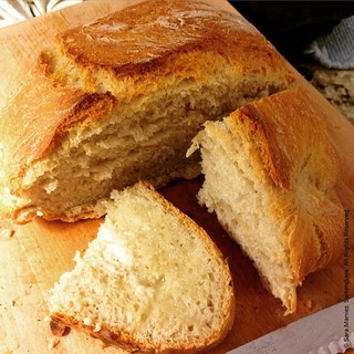 Home baked bread during a winter storm is lovely... | by LifesLittleSweets