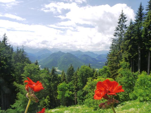 Lenggries Bayern Bavaria Germany Oberland Deutschland