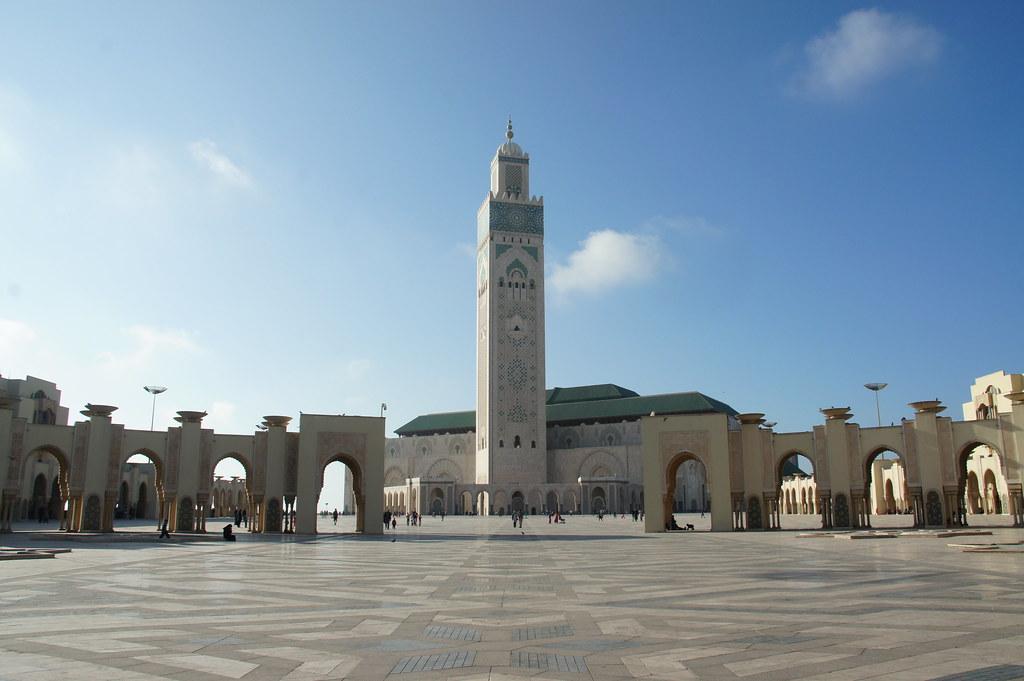 Casablanca, Morocco, April 2016