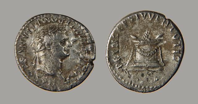Domitian Denarius Rome, 80 (2015)