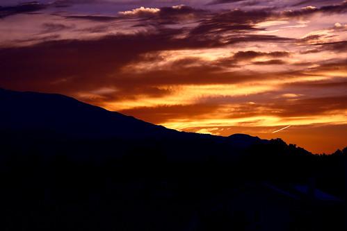 morning pink cloud sunrise dawn early haze filter sandimas