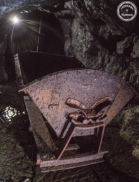 Asbestgruvan Riksgränsen