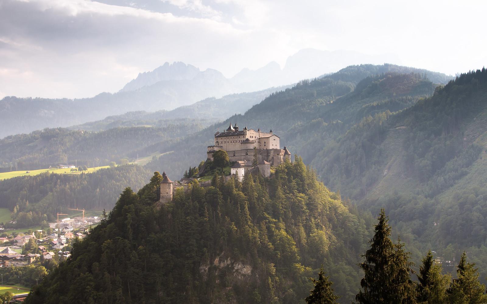 【奧地利】阿爾卑斯迷迷路!遇見美麗的奧地利風情小鎮:滕嫩山麓聖馬丁 6