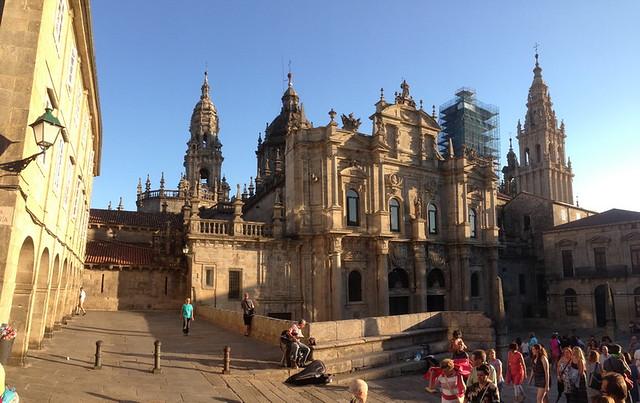 Catedral de Santiago de Compostela - Galícia