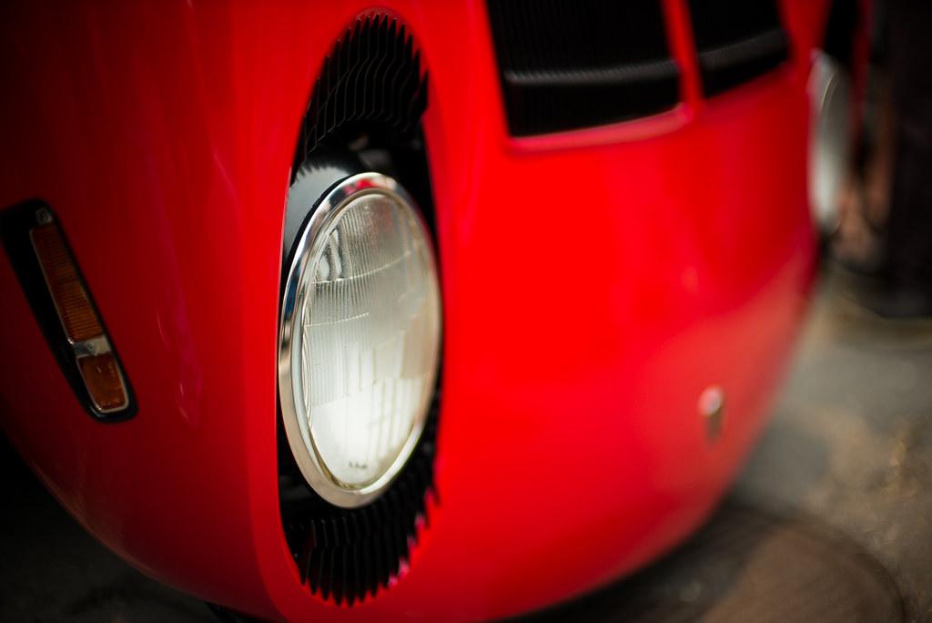 Lamborghini Miura Open Boot Leica M240 Noctilux M Asph L Flickr