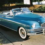 1948 Packard 8 Convertible