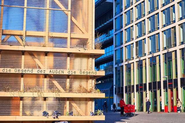 Frankfurt, am Goetheplatz.