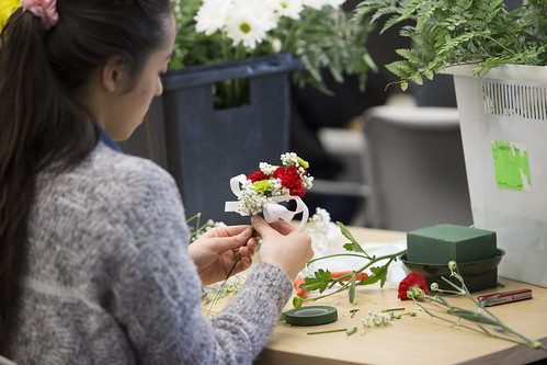 COD Hosts Floral Design Career Development Competition 2017 5 | by COD Newsroom