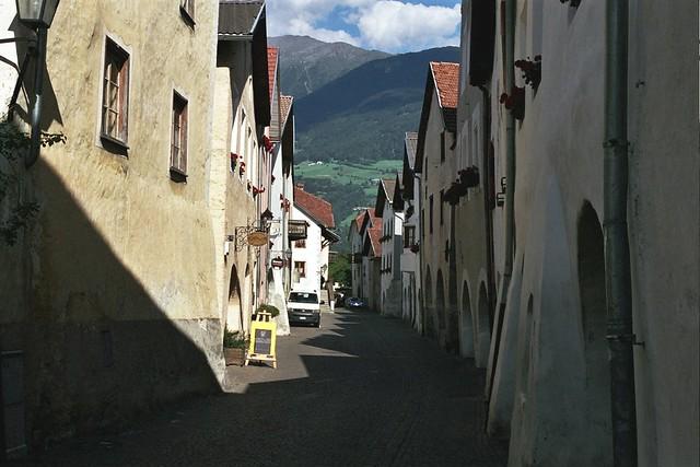 Street in Glurns