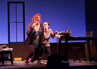 Sans Merci, Badass Theatre Company, Russell Young photographer   by drammyawards