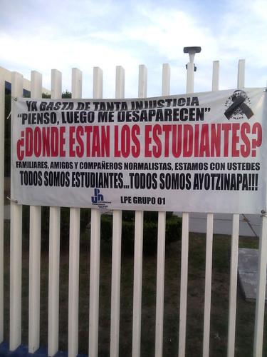 UPNProtestapor43Desaparecidos_001 | by La Jornada San Luis