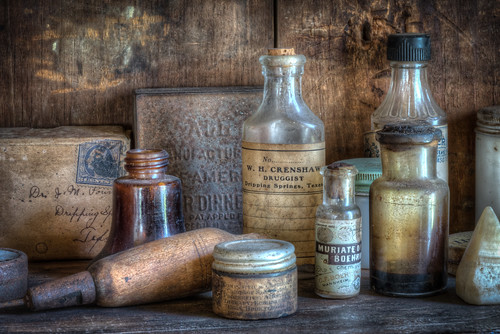 Vintage Pharmacy, Dripping Springs | by DaveWilsonPhotography
