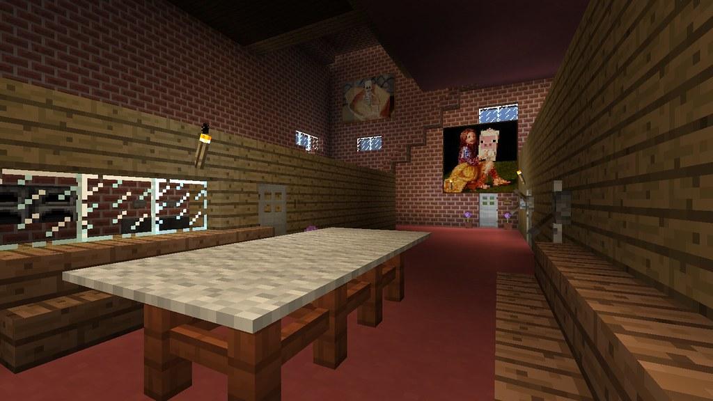 Défi Minecraft Construisez Une Maison De Luxe 12 Enfants