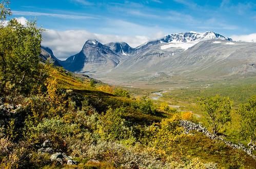 Mount Kebnekaise | by Patrik Ulvdal