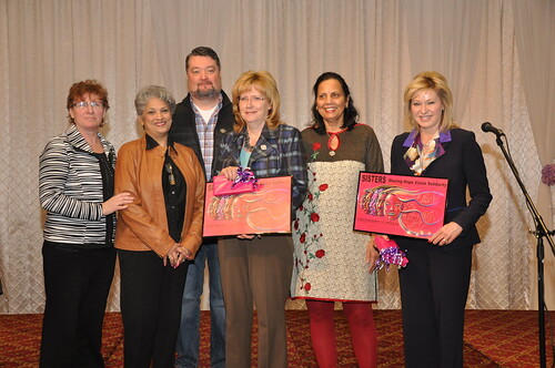 2015 IWD - Gifts for the Mayors