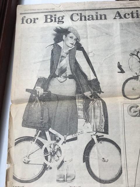 Daily Express October 3 1977