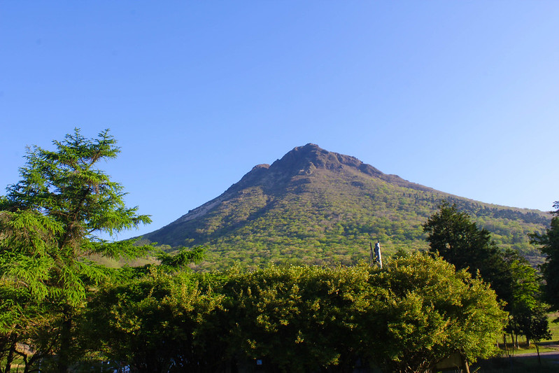 由布岳 登山